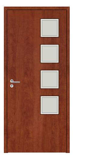 Egyedi méretű CPL fóliás beltéri ajtó