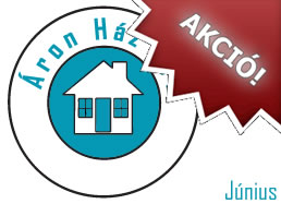 Júniusi akció - Horizont 7 és Decco 8 légkamrás ablakok