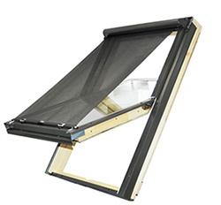 Hővédő roló tetőablakra